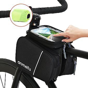 Lixada Bike Top Tube Bag Cyclisme Sac cadre avant