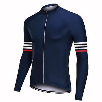 Hurtig tørring Cykling Jersey Shirts Sommer Kort ærme Åndbar Sportswear Maillot Ropa Ciclismo Mænds Bike Mtb Uniformer