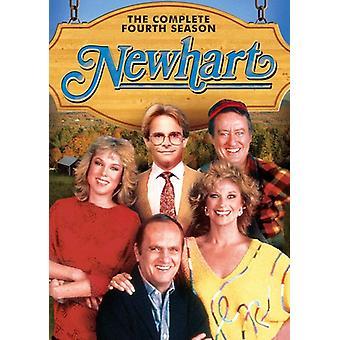Newhart: Säsong 4 [DVD] USA import