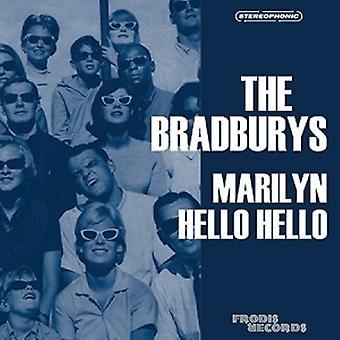 Bradburys - Marilyn [Vinyl] USA importeren