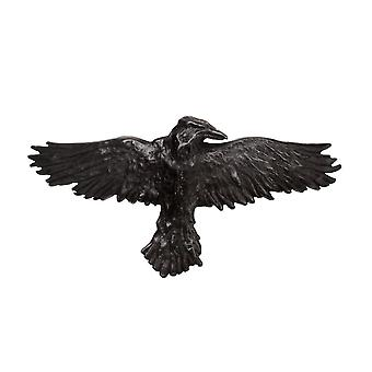 Alchemy Black Raven Hair Slide