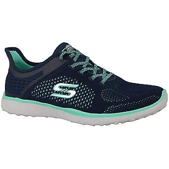 Skechers Microburst 23327-NVGR Womens sneakers