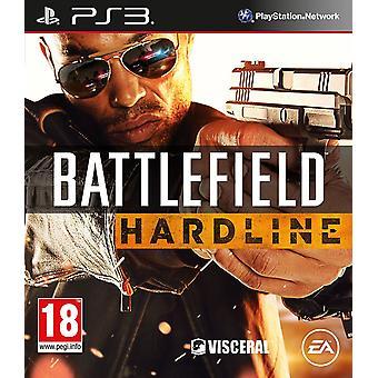 Gioco PS3 della linea dura di Battlefield