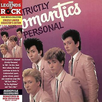 Romantics - Strictly Personal [CD] USA import