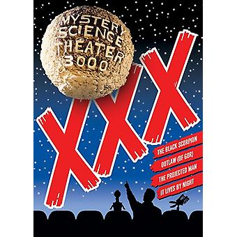 Mystery Science Theather 3000 [DVD] USA import