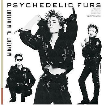 Psychedelic Furs - importar de USA de medianoche a medianoche [CD]