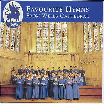 Wells Cathedral Choir - Favourite Hymns From Wells Cathedral [CD] USA import