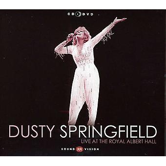 Dusty Springfield - Live på Albert Hall [DVD] USA import