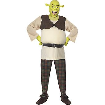 Shrek strój dla dorosłych oryginalny OGRE Shrekkostüm
