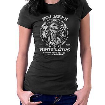 Pai Meis White Lotus Kill Bill Women's T-Shirt