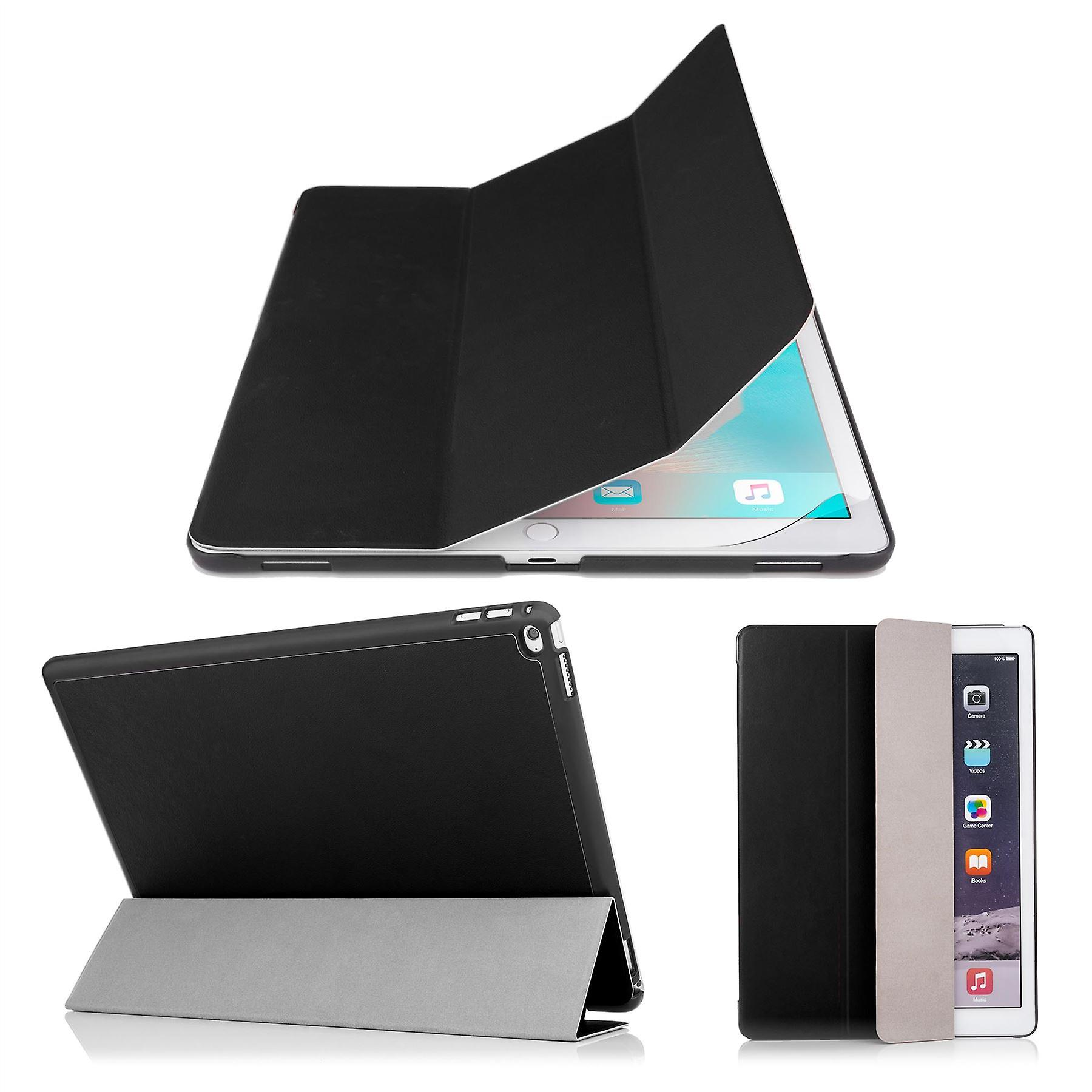 Smart Cover case + stylus for Apple iPad Pro 9.7 inch (2016) - Black