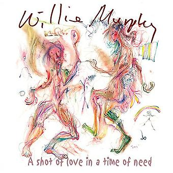 Willie Murphy - Shot of Love in a Time of Need [CD] USA import