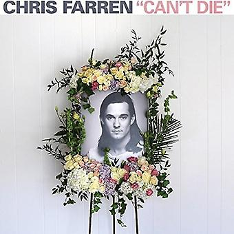 Chris Farren - Can't Die [CD] USA import