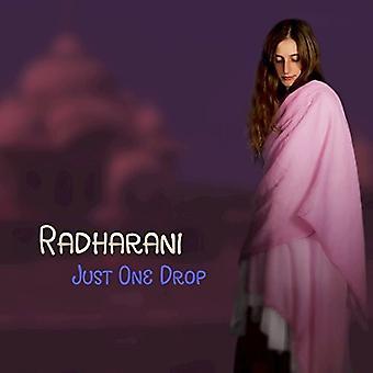 Radharani - Just One Drop [CD] USA import