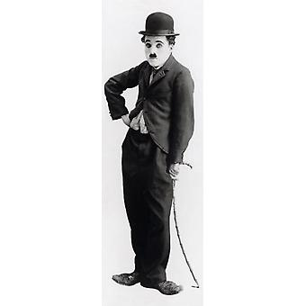 Charlie Chaplin - Tramp Poster Poster Print