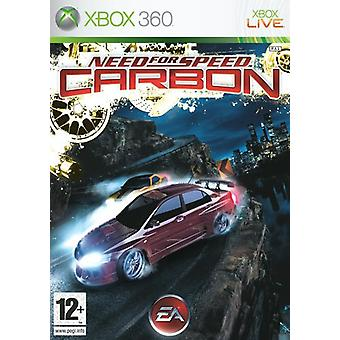 Need for Speed Carbon (Xbox 360) - New