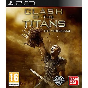 Clash of The Titans (PS3) - Nouveau