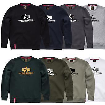 Alpha industries mannen sweatshirt basic