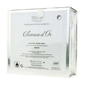 House Of Sillage 'Chevaux D'Or' Parfum Bleu-Gris Travel Spray Set