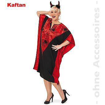 Djævelen kostume spider damer kvindelige damer kostume