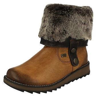 Damen Remonte All Wetter Warmlined Stiefel D8874