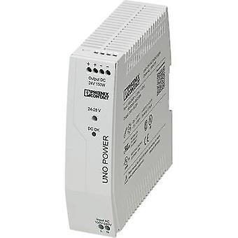 فينيكس الاتصال UNO-PS/1AC/24DC/240W السكك الحديدية التي شنت PSU (DIN) 24 V DC 10 A 240 W 1 x