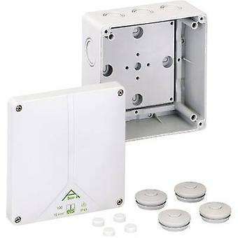 Spelsberg 49091001 conjunto caja (L x W x H) 140 x 140 x 79 mm gris IP65