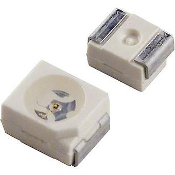 T676 اوسرام-P2R1-1-0 + Q2S1-35 SMD LED PLCC4 الأحمر، mcd 98 الأصفر، 157 mcd 120 ° 20 mA 2 الخامس