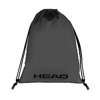 Espírito de cabeça cinza de ombro saco do ginásio saco saco mochila lazer 7447