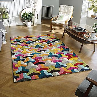 Piccadilly Multicoloured Rugs 531 X