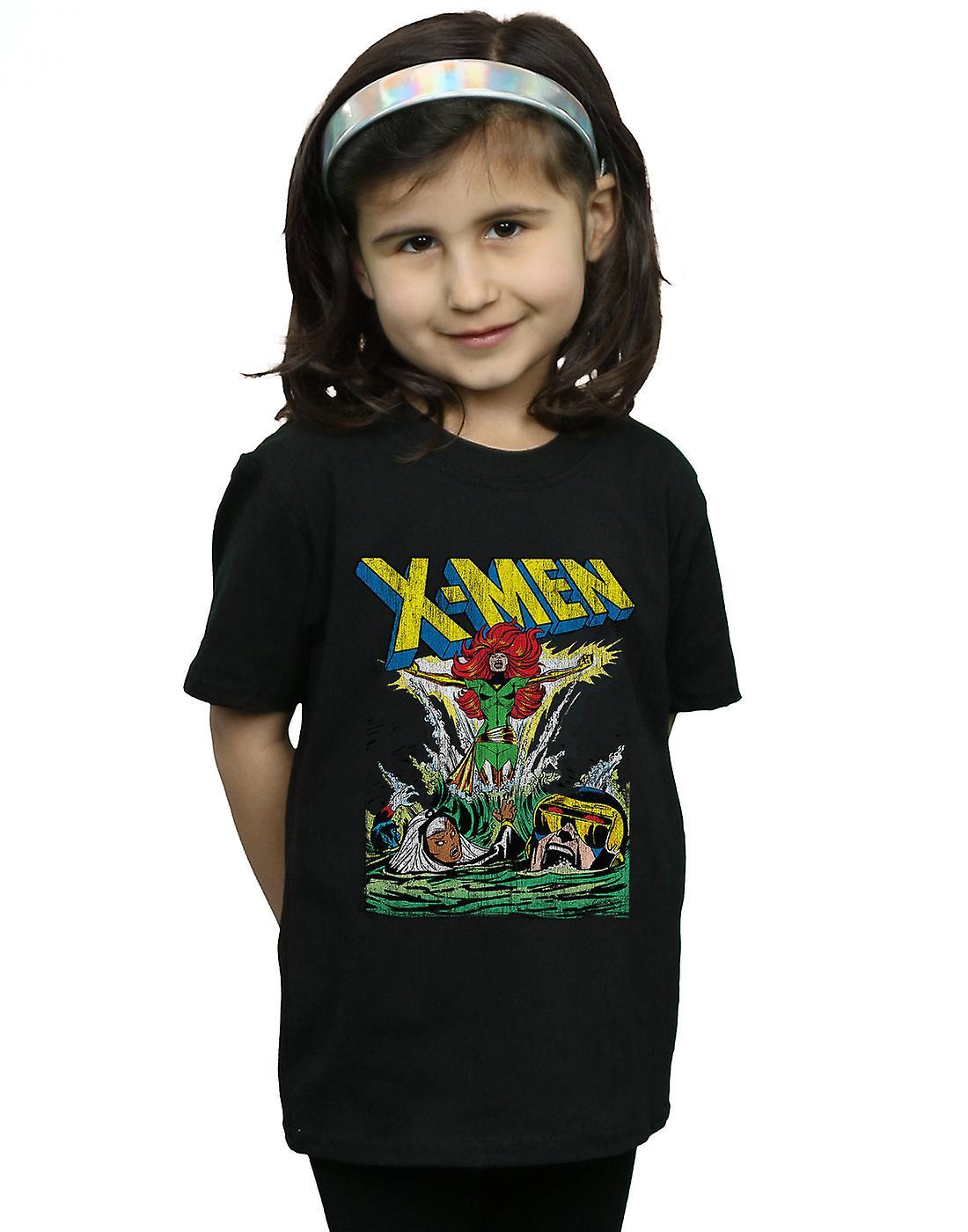 Marvel Girls X-Men Enter The Phoenix T-Shirt