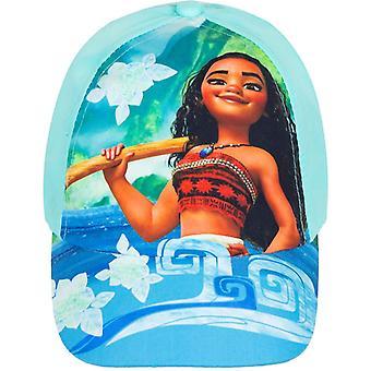 Disney Vaiana Moana Cap Blue/turchese size. 54