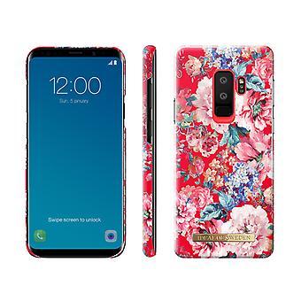iDeal af Sverige Samsung Galaxy S9 plus Shell-erklæring FLORALS