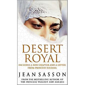 Desert Royal - Princess 3 by Jean Sasson - 9780553816945 Book