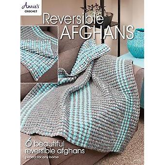 Reversible Afghans - 6 Beautiful Reversible Afghans by Annie's Crochet