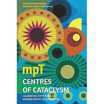 Centra van Cataclysm - viering van vijftig jaar van de moderne poëzie in Tra