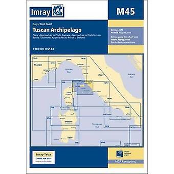 Imray Chart - Tuscan Archipelago by Imray - 9781846237133 Book