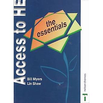 Access to Higher Education (International edition) by Bill Myers - Li