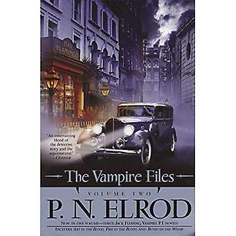 Die Vampir-Dateien: Band 2: 2