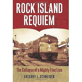 Felsen-Insel-Requiem
