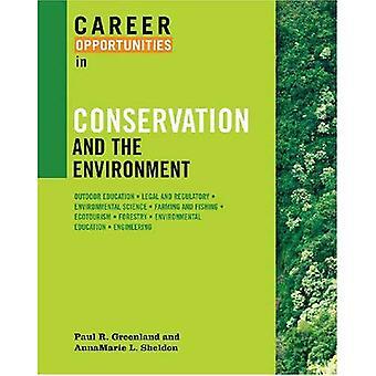 Karriärmöjligheter inom bevarande och miljö (karriärmöjligheter) (karriärmöjligheter (Häftad))