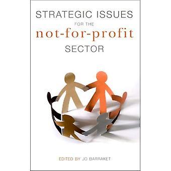 Strategische vraagstukken in de Not-for-profit Sector