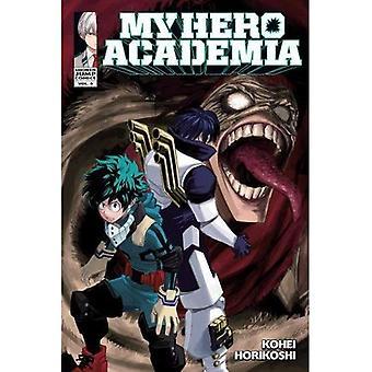 Sankari korkeakoulujen, Vol. 6 - sankari Academia 6
