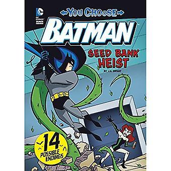 Robo de banco de semillas (usted elige historias: Batman)