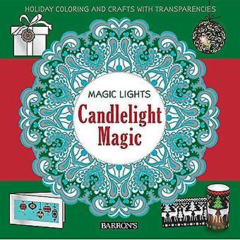 Aux chandelles magiques: Coloriage vacances et l'artisanat avec des transparents