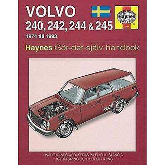 Manuel de réparation et de Service série Volvo 240