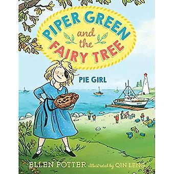 Piper groen en de Fairy boom: Taart meisje