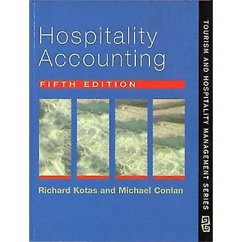 Hospitality Accounting by Kotas & Richard