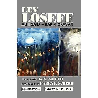 As I Said by Loseff & Lev