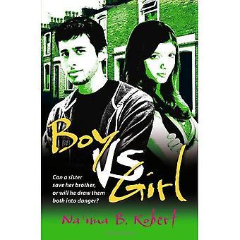 Pojke vs flicka
